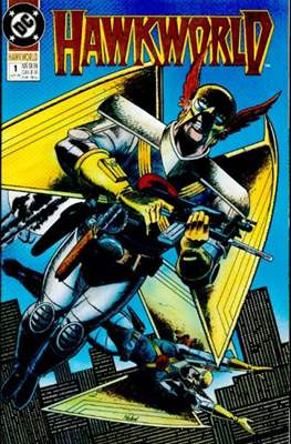 Hawkworld (Comic Book) #1
