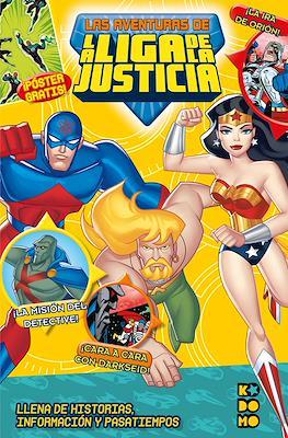 Las aventuras de la Liga de la Justicia #9