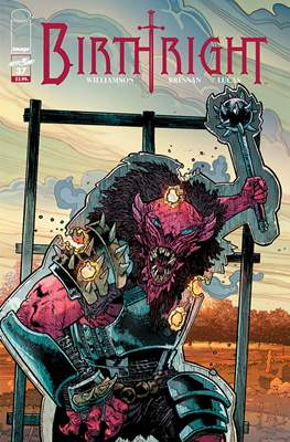 Birthright (Comic-book) #37
