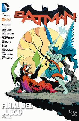 Batman: Nuevo Universo DC / Renacimiento (Grapa) #43