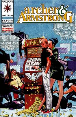 Archer & Armstrong (Comic-book) #16