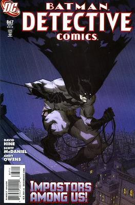 Detective Comics Vol. 1 (1937-2011; 2016-) (Comic Book) #867