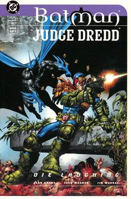 Batman / Judge Dredd: Die Laughing #2
