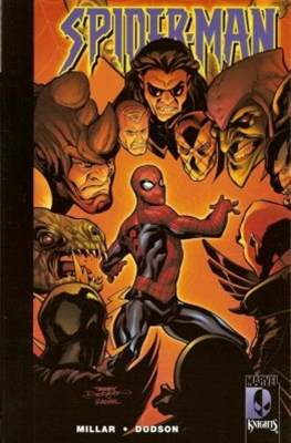 Marvel Knights Spider-Man (Softcover) #3