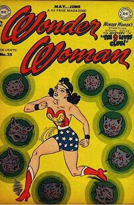 Wonder Woman Vol.1 (1942-1986; 2020-) (Comic Book) #35