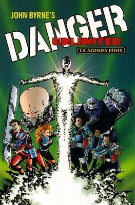 John Byrne´s Danger Unlimited. La Agenda Fénix