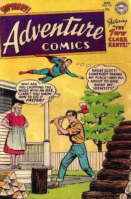 New Comics / New Adventure Comics / Adventure Comics (1935-1983 ; 2009-2011) #191