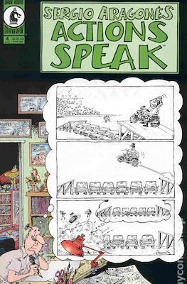 Sergio Aragonés Actions Speak (Miniserie) #4