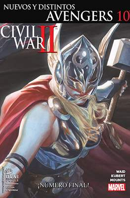 Nuevos y Distintos Avengers (Rústica) #10