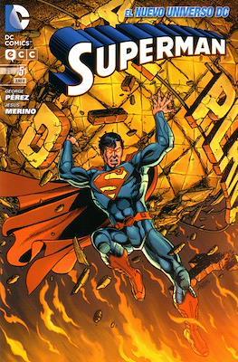 Superman. Nuevo Universo DC / Renacimiento (Grapa) #5