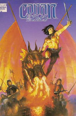 Marvel Graphic Novel (Softcover) #42