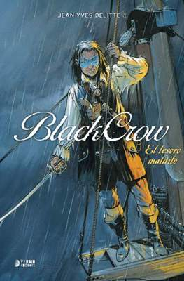 Black Crow (Cartoné 144 pp) #1