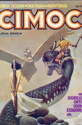 Cimoc (Grapa 60-132 pp) #2