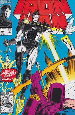 Iron Man Vol. 1 (1968-1996) (Comic book) #286