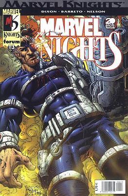 Marvel Knights (2001-2002) (Grapa 24 pp) #13