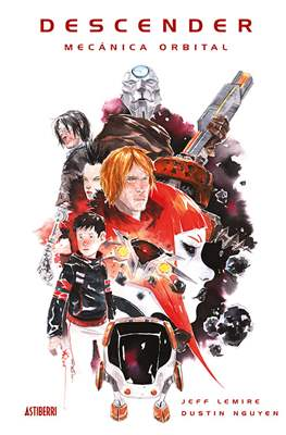 Descender (Cartoné) #4