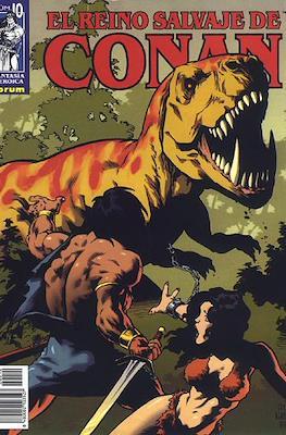 El Reino Salvaje de Conan (Grapa 48-80 pp) #10