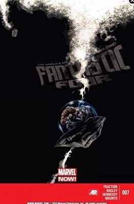 Fantastic Four vol. 4 (Digital) #7