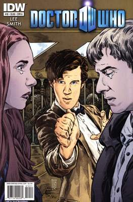 Doctor Who - Vol. 2 #10