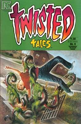 Twisted Tales (Comic Book) #8