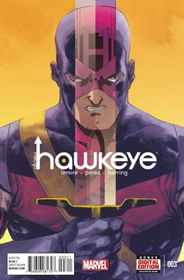 All-New Hawkeye (Vol. 1 2015) (Comic Book) #3