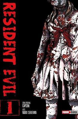 Resident Evil: Marhawa Desire (Rústica) #1