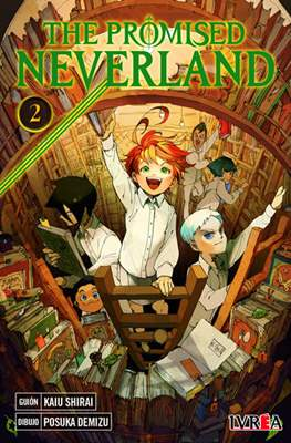 The Promised Neverland (Rústica con sobrecubierta) #2