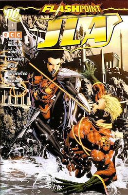 Flashpoint: JLA #1