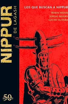 Nippur de Lagash. 50 Aniversario (Cartoné 90 pp, 21x29,5 cm) #20