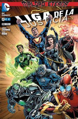Liga de la Justicia. Nuevo Universo DC / Renacimiento (Grapa) #24