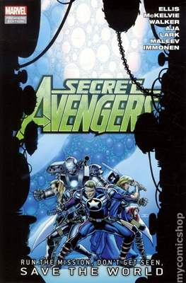 Secret Avengers Vol. 1 (2010-2013) (Hardcover) #4