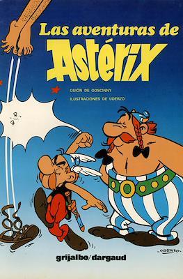 Las aventuras de Astérix en 6 tomos