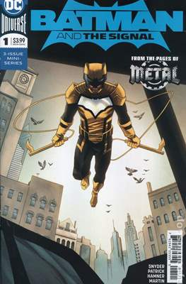 Batman and The Signal (Variant Covers)
