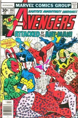 The Avengers Vol. 1 (1963-1996) (Grapa) #161