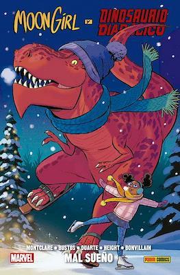 Moon Girl y Dinosaurio Diabólico. 100% Marvel HC #7