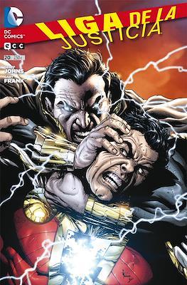 Liga de la Justicia. Nuevo Universo DC / Renacimiento (Grapa) #20
