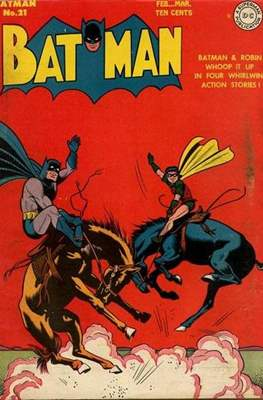 Batman Vol. 1 (1940-2011) (Comic Book) #21