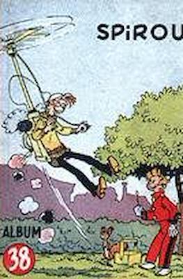 Spirou. Recueil du journal (Cartonné) #38