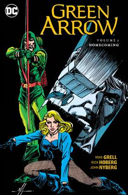 Green Arrow Vol. 2 (Paperback) #7
