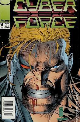 Cyberforce Vol. 1 (1992-1993) (Grapa) #4