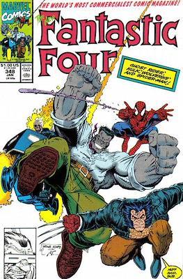 Fantastic Four Vol. 1 (1961-1996) (saddle-stitched) #348