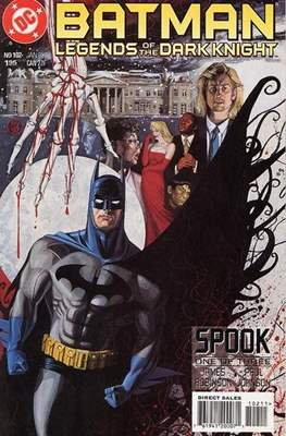 Batman: Legends of the Dark Knight Vol. 1 (1989-2007) #102