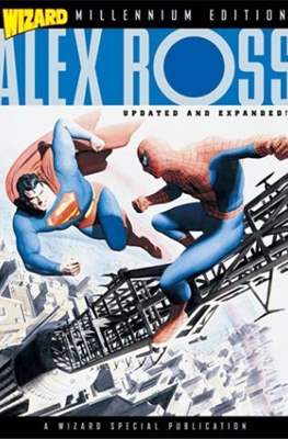 Alex Ross Millennium Edition Limited Deluxe Hardcover