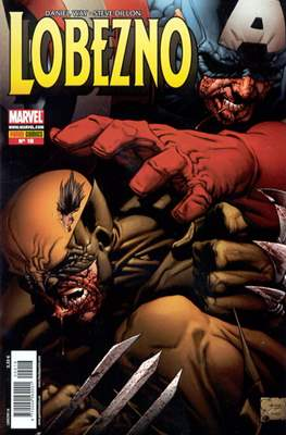 Lobezno Vol. 4 (2006-2011) (Grapa) #16