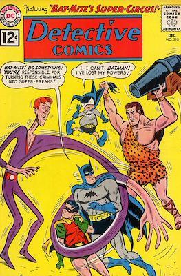 Detective Comics Vol. 1 (1937-2011; 2016-) (Comic Book) #310