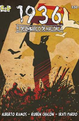 1936 El desembarco de Mallorca (Grapa) #