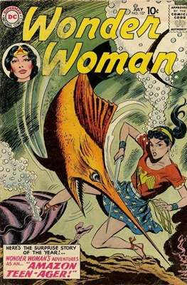 Wonder Woman Vol.1 (1942-1986; 2020-) (Comic Book) #107