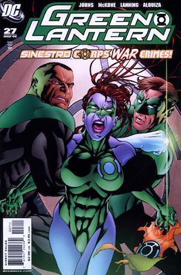 Green Lantern Vol. 4 (2005-2011) (Comic book) #27