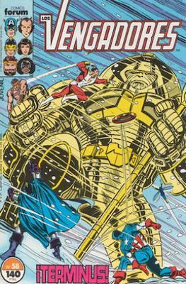 Los Vengadores Vol. 1 (1983-1994) (Grapa) #58