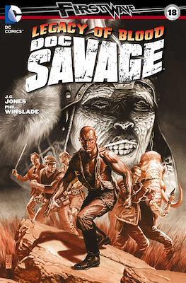 First Wave: Doc Savage (Grapa) #18